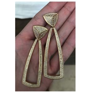 House of Harlow Statement Earring